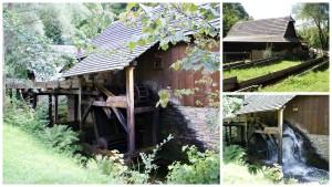 Valašské muzeum mlýn